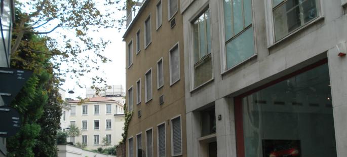 Ufficio 72 mq. San Babila