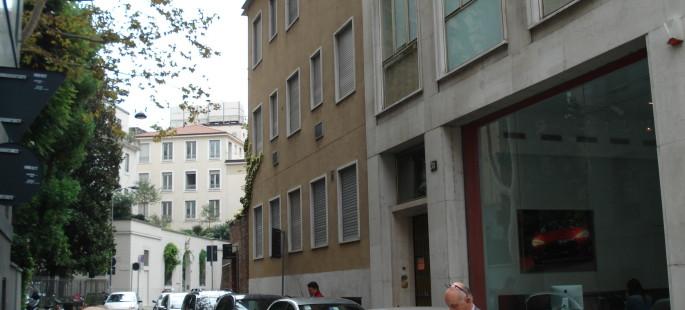 Ufficio 92 mq. San Babila