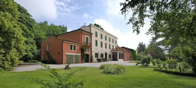 Villa storica del 1797 con parco secolare