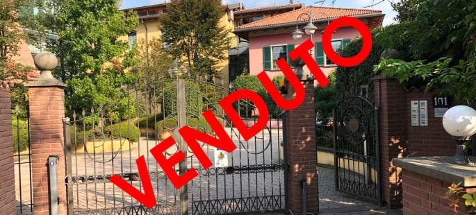 Villa via Ripamonti