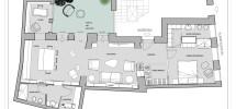 Appartamento 150 mq centro storico